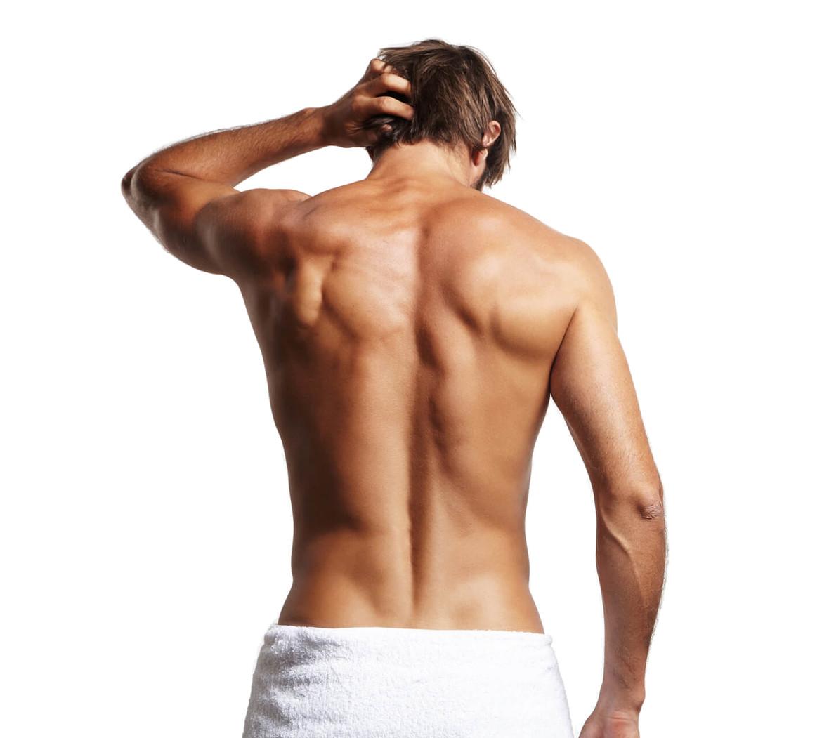 Wax-Your-Body-Mann-Ein-Optischer-Vorteil